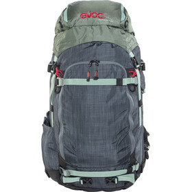 EVOC Patrol Backpack 40L, heather slate/olive